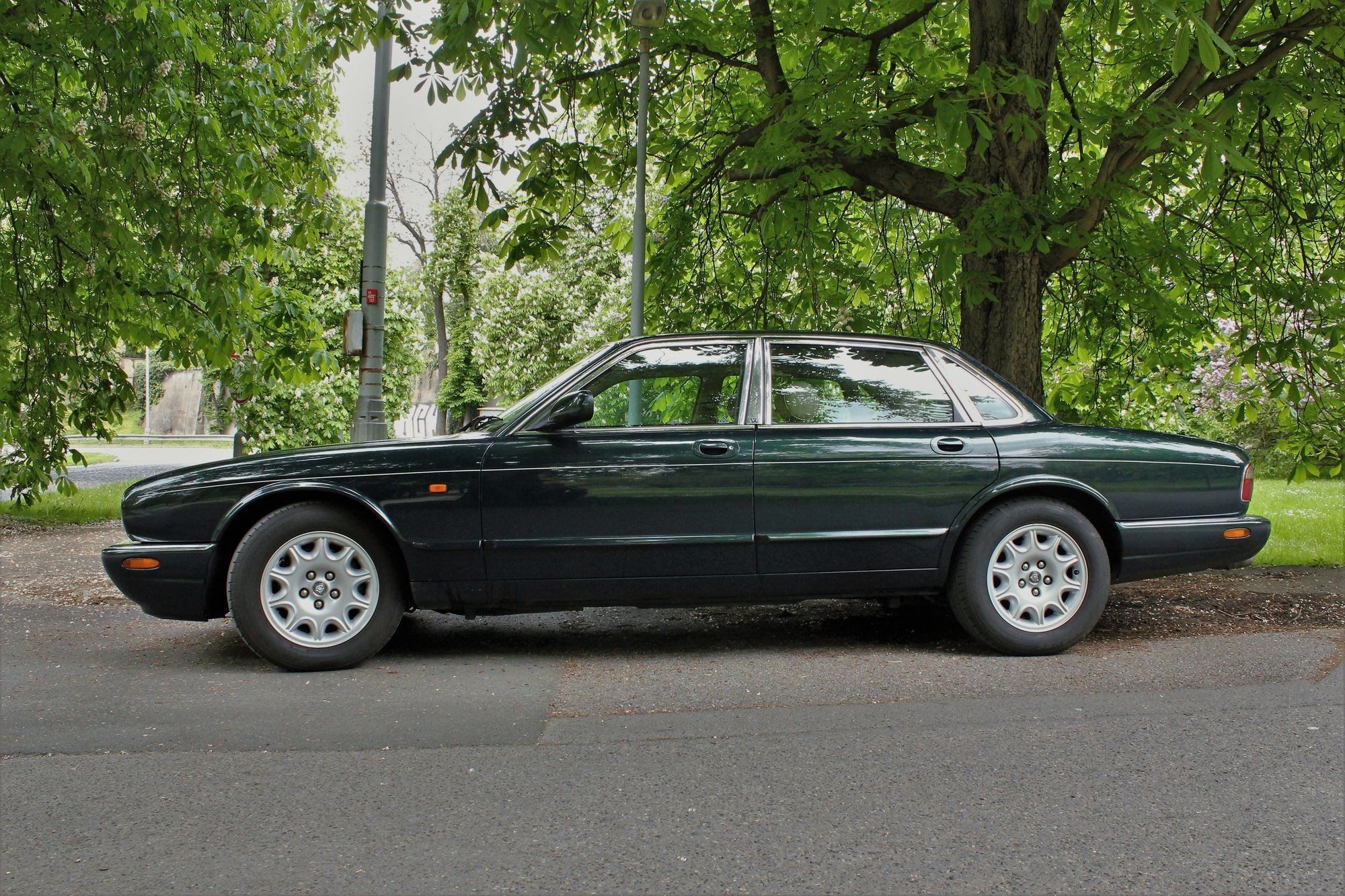 Jaguar XJ (x308) Sovereign z roku 1998