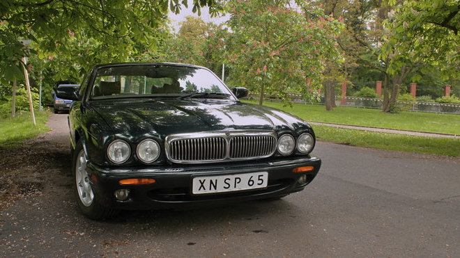 Jaguar XJ (x308) Sovereign