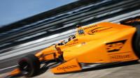 Alonsa čeká test v IndyCar - anotační foto