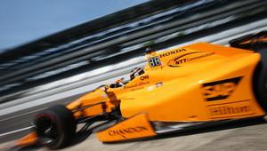 Alonsa čeká test v IndyCar - anotační obrázek