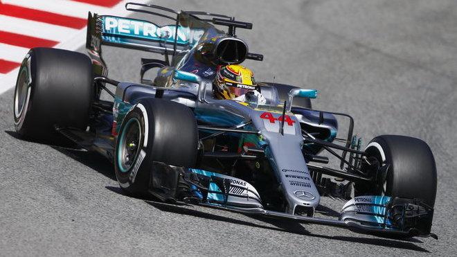 Lewis Hamilton udělal v Kanadě první úspěšný krok (ilustrační foto)