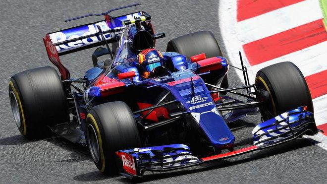 Toro Rosso vykazuje, že letošní podvozek nedosahuje kvalit toho loňského