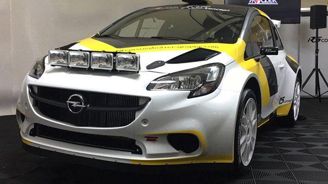 Opel Corsa R5