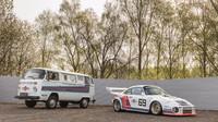 Porsche 934/5 & Volkswagen Transporter T2