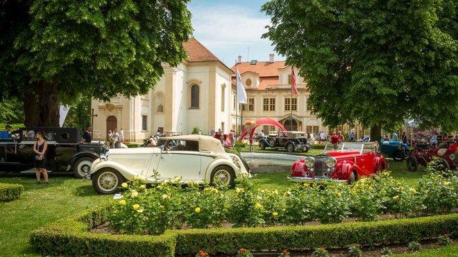 Chateau Loučeň Concours d´Elegance