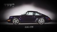 Takhle se vyvíjelo legendární Porsche 911