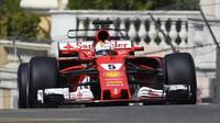 Ferrari v třetím tréninku pokořilo konkurenci, drama způsobil Ocon - anotační obrázek