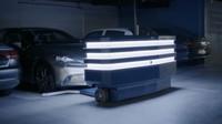 Parkovací systém společnosti Stanley Robotics