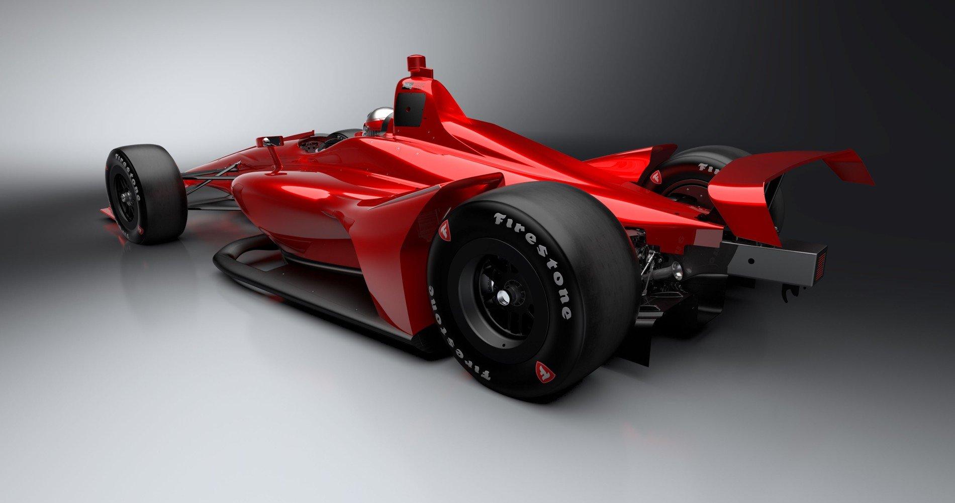IndyCar 2018 - oválová verze