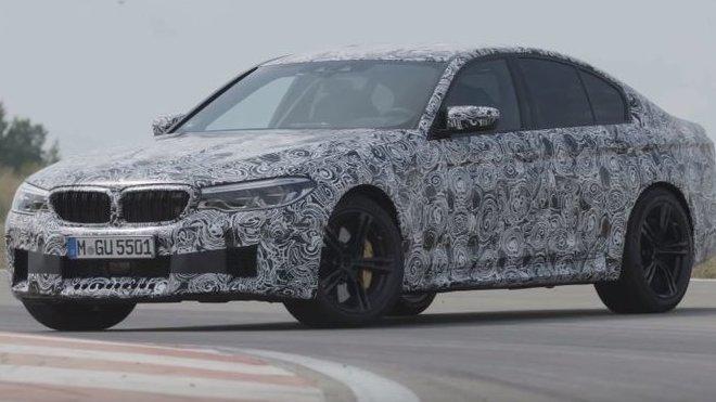 Nové BMW M5 bude zábavné i s pohonem všech kol