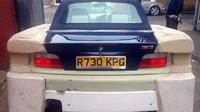 Starší BMW M3 dostalo odpudivý body-kit