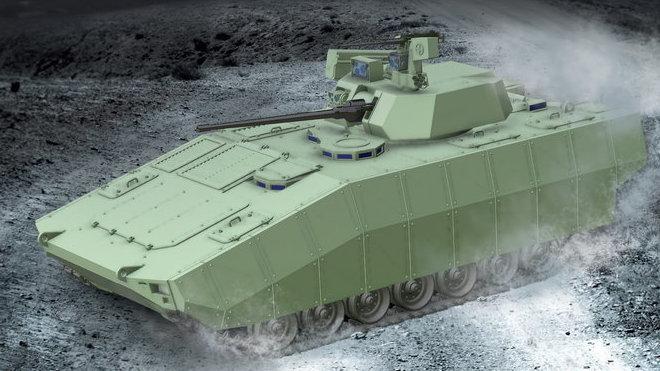 Zetor Wolfdog, pásové vojenské vozidlo