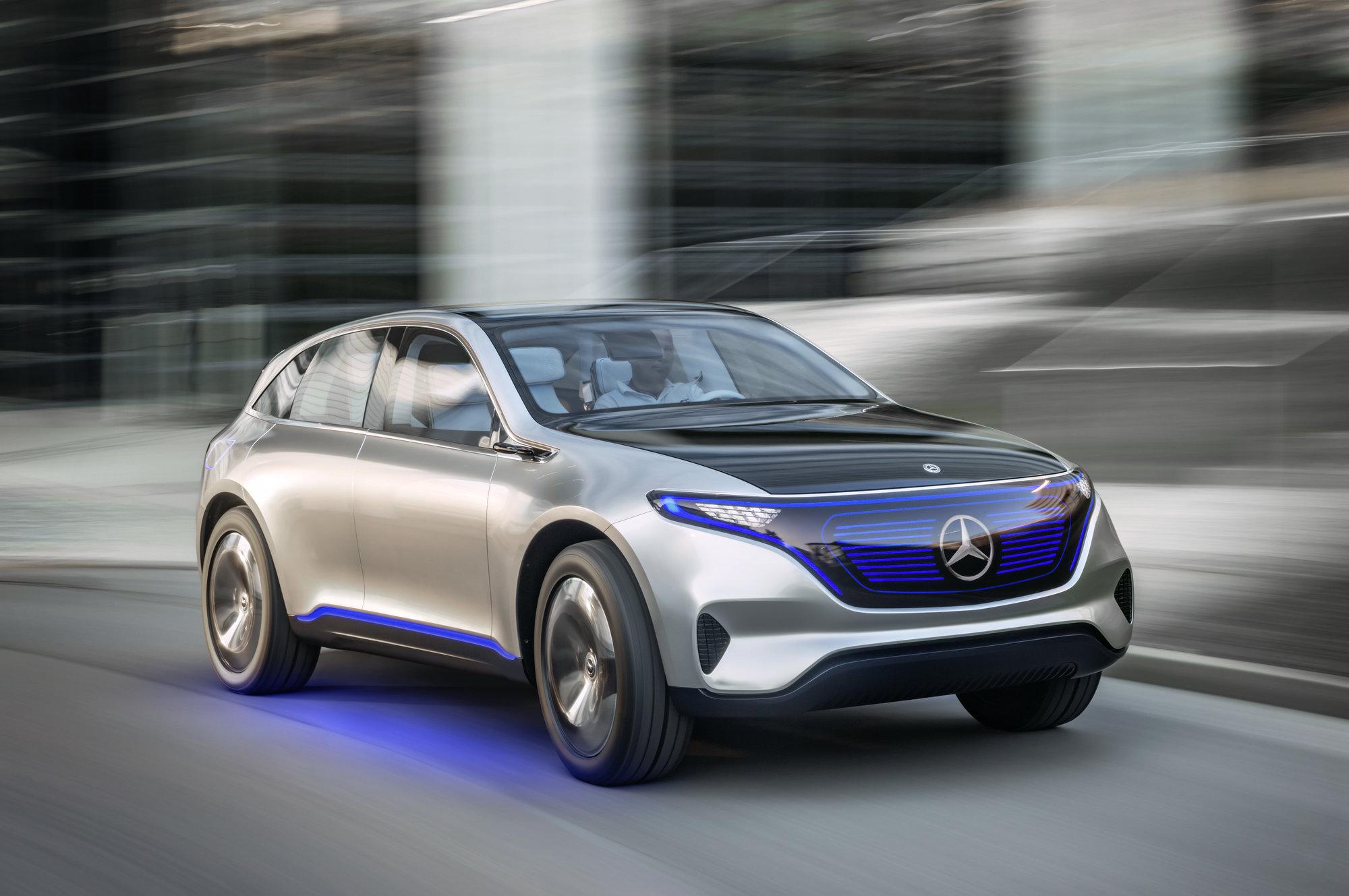Koncept Mercedes-Benz EQ