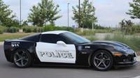 Policejní Chevrolet Corvette si brzy získal přezdívku Coptimus Prime