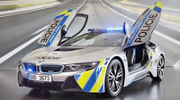 Policejní BMW se vrací do akce, tentokrát však budou nebezpečnější - anotační foto
