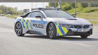 Policejní BMW i8
