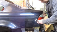 Nabourané BMW M3 prošlo pod rukami mechanika velkou proměnou