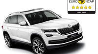 Kodiaq zvládl testy Euro NCAP skvěle