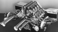 Motor Renault Gordini typ EF1 (V6 1500 Turbo)