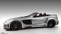 2008 Mercedes-Benz SLR McLaren Fab Design Wide Body