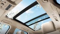 Střešní okno v automobilu Volkswagen