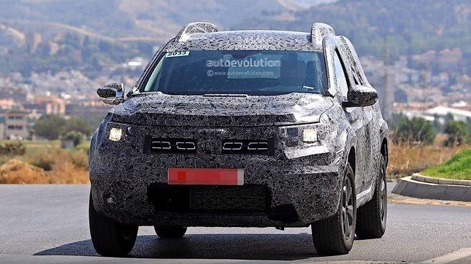 Nová Dacia Duster už se testuje v provozu
