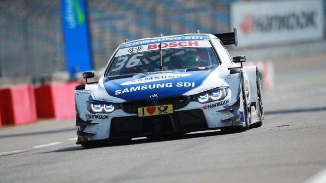 Maxime Martin zvítězil v nedělním závodu na Norisringu