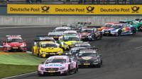DTM letos čeká 10. závodních víkendů