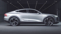 Reálná studie značky Audi v podobě E-Tron Sportback