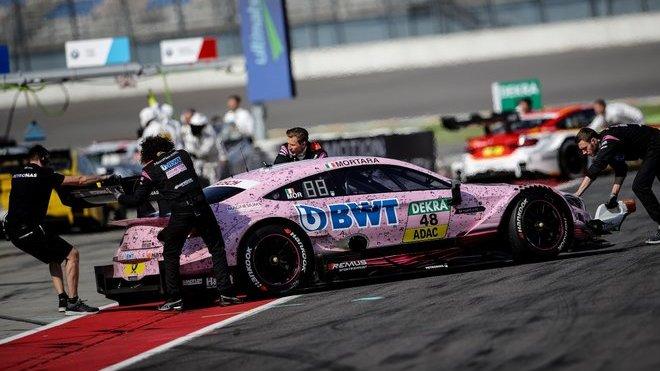 Edoardo Mortara nezažívá snový start u Mercedesu