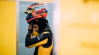 Robert Kubica během testu s Renaultem ve Valencii