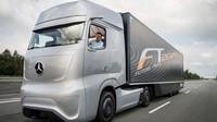 Koncept Mercedes-Benz Future Truck 2025