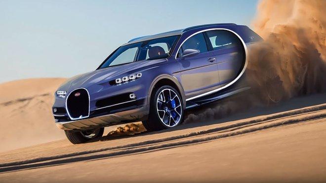 Koncept Bugatti Megalon