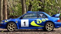 Subaru Impreza WRC97, vůz který řídil legendární Colin McRae