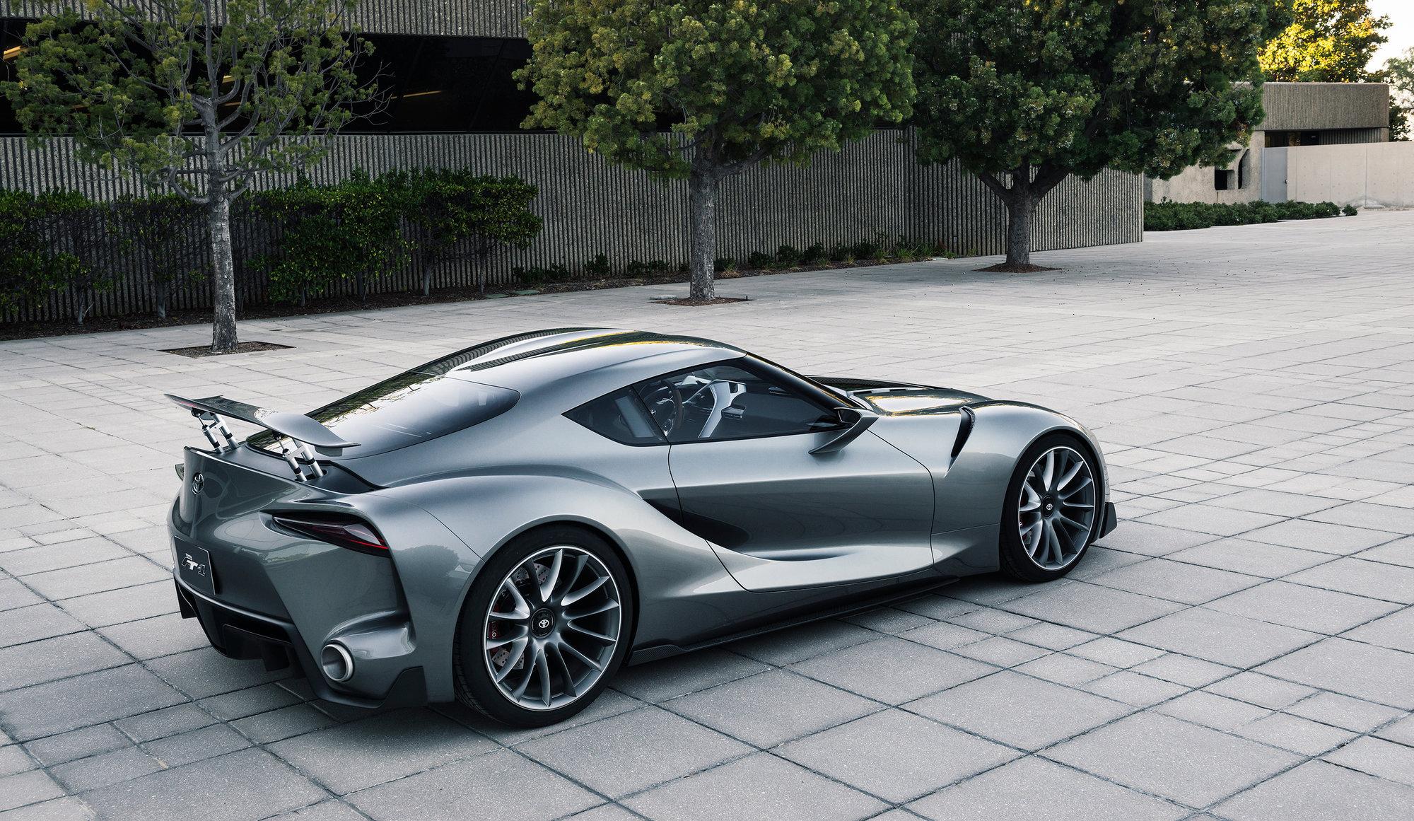 Koncept FT-1 je pravděpodobným ztvárněním nové Toyoty Supra