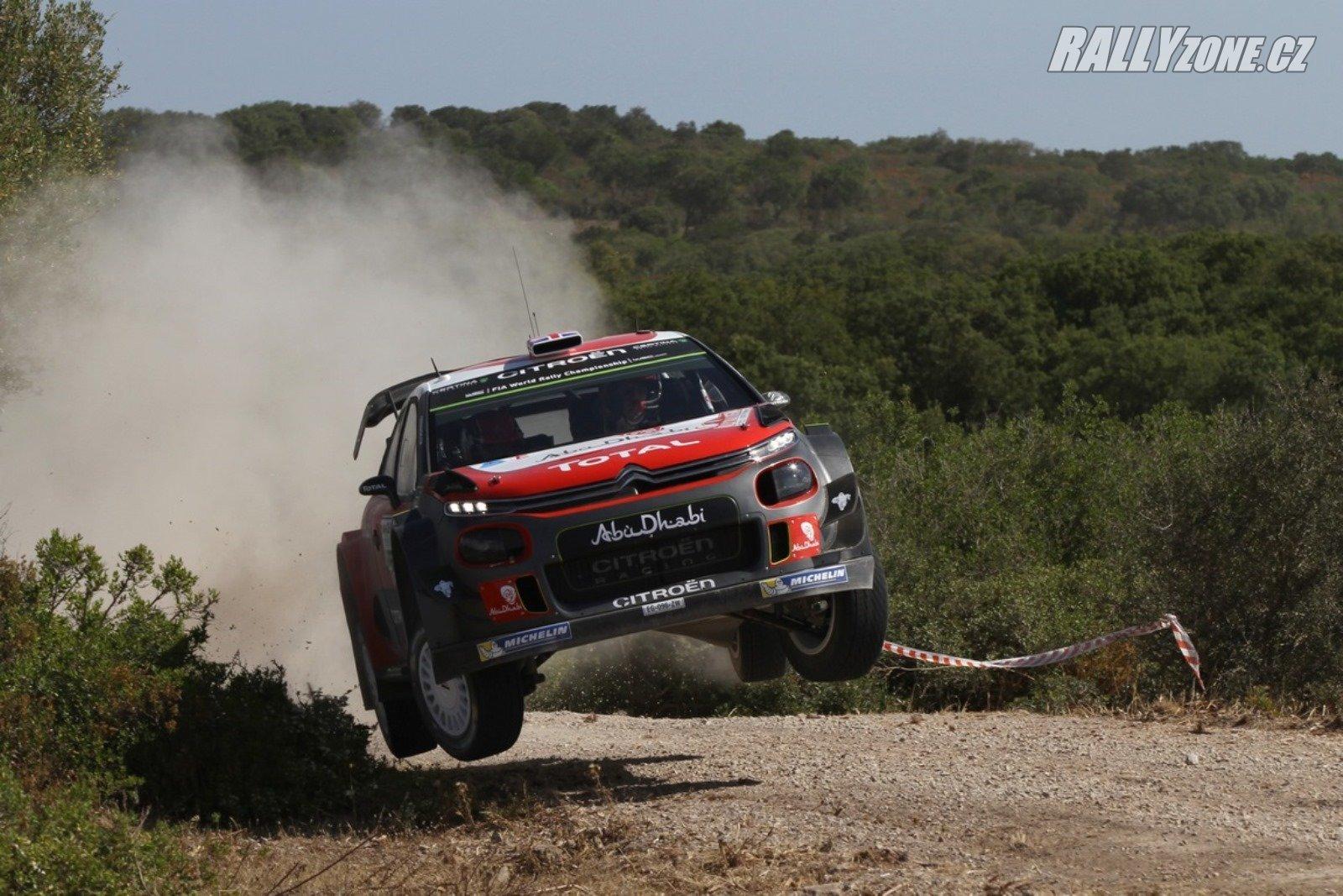 Vývoj C3 WRC nevyšel dle plánu a teď se to projevuje