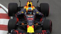 Daniel Ricciardo při tréninku v Kanadě