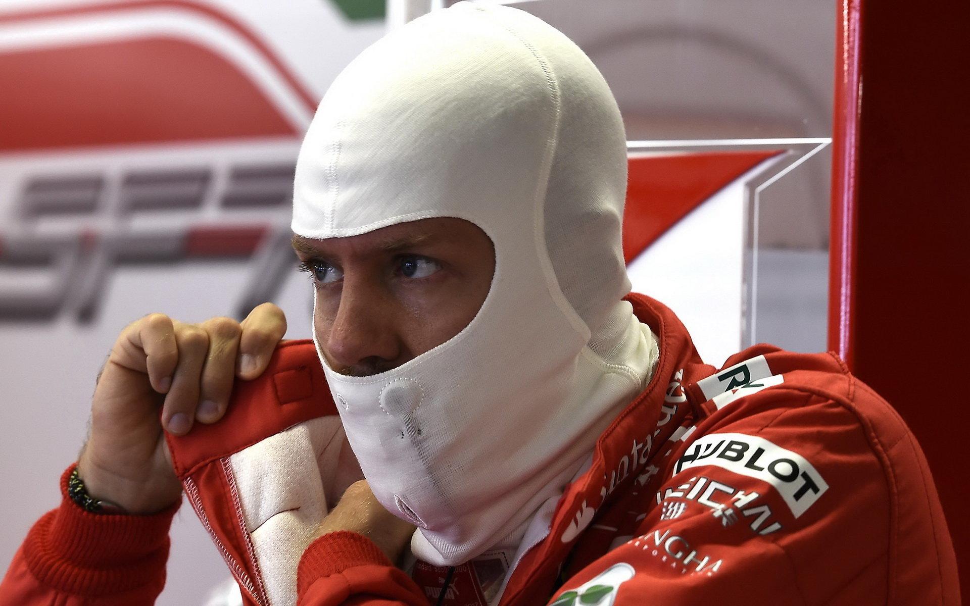 Po závodě jakým byla Suzuka se Vettelovi asi slova nehledala lehce