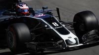 Romain Grosjean označil za lepší brzdy Carbone Industrie