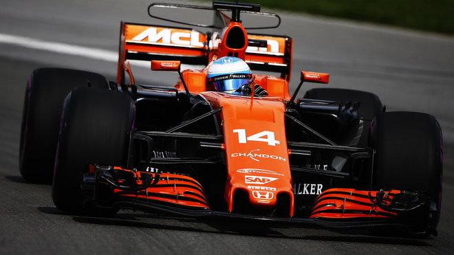 Fernando Alonso předvedl v Kanadě skvělý výkon, žel těsně před koncem mu opět vypověděl službu motor Honda, na což doplatí také příště na startovním roštu v Baku