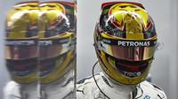 Lewis Hamilton při tréninku v Kanadě