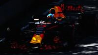 Daniel Ricciardo v kvalifikaci Kanadě
