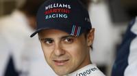 Felipe Massa při tréninku v Kanadě