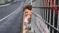 """Lucas Auer hostoval poprvé v GT-Masters: Jeho přítomnost měla popularizovat DTM v Rakousku, kde se pojede koncem sezony. Mimo to mladému Rakušanovi jistě pomohla ohledně """"natrénování"""" trati."""
