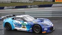 """Barth a Hacklaender překvapili druhým místem v sobotu. Inu: """"Red Bull Ring is Corvette land"""""""