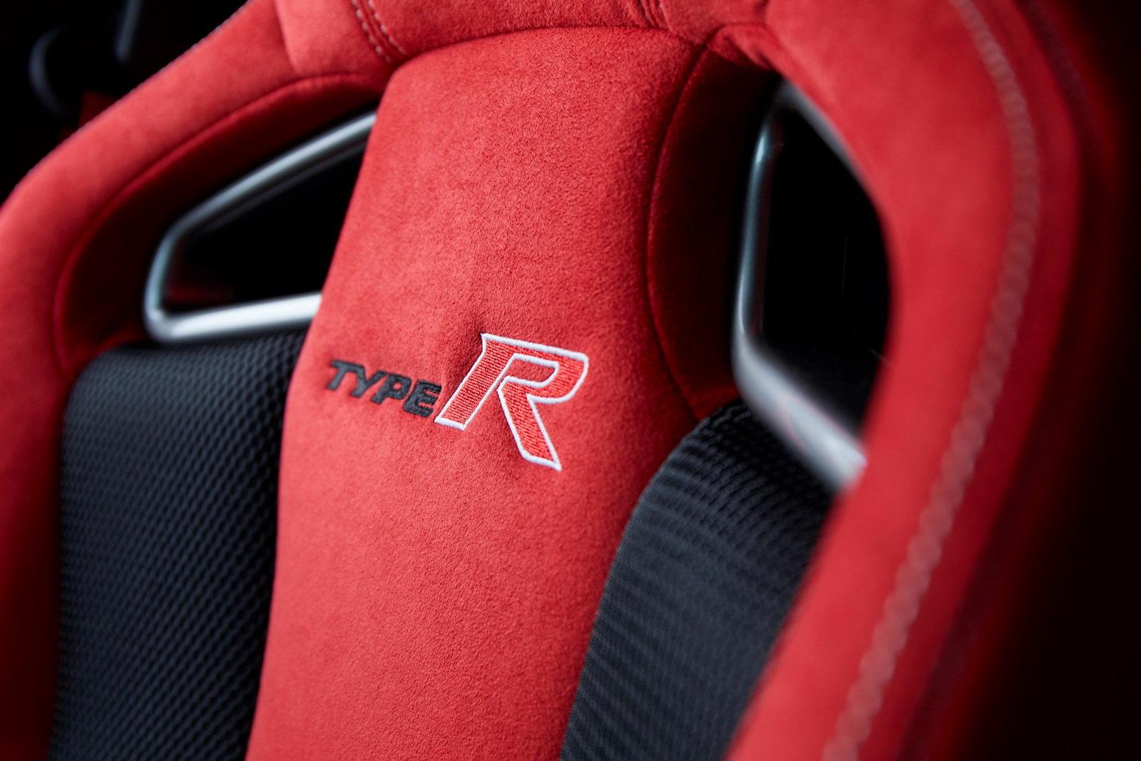 Fotografie č. 15 u článku Honda Civic Type R sbírá další vavříny e79982b0c1