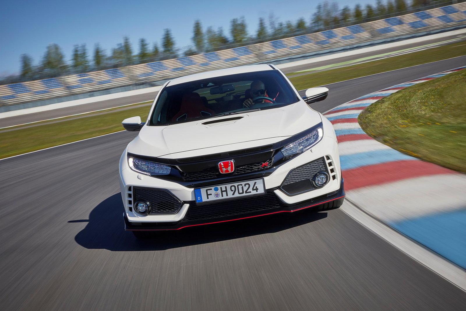 Fotografie č. 1 u článku Honda Civic Type R sbírá další vavříny ad84b4bd0b