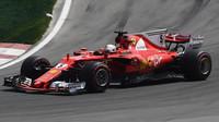Ferrari ve snaze zvýšit šanci na zisk titulu přiveze do Silverstone nový motor - anotační foto
