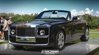 Rolls-Royce Sweptail Drophead Coupé