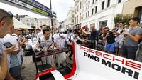 Technická přejímka v Le Mans 2017
